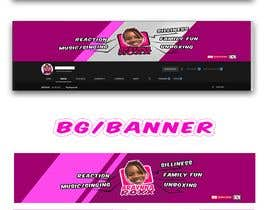 #59 for YouTube Logo For new child youtuber by ineedtopaybills