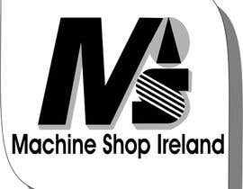 #24 para Design a Logo for Machine Shop Ireland. de mbhattacharyya70
