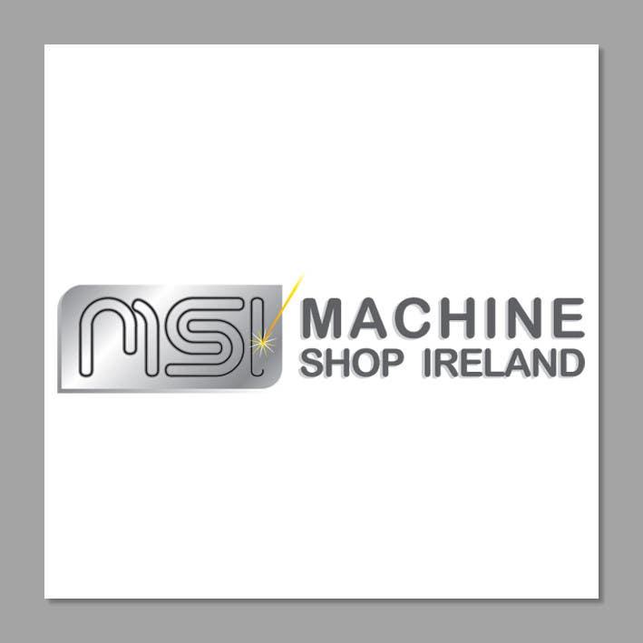 Entri Kontes #                                        20                                      untuk                                        Design a Logo for Machine Shop Ireland.