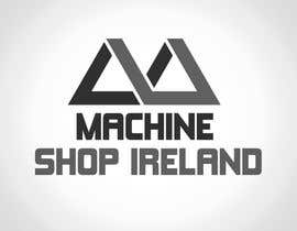 #35 for Design a Logo for Machine Shop Ireland. by AtalayKaraca