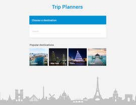 #24 para Design for travel planning site (landing page and initial interaction) de dragnoir