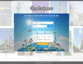 #15 para Design for travel planning site (landing page and initial interaction) de trinity0