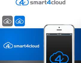 #28 para Diseñar un logotipo for smart4cloud de cbertti