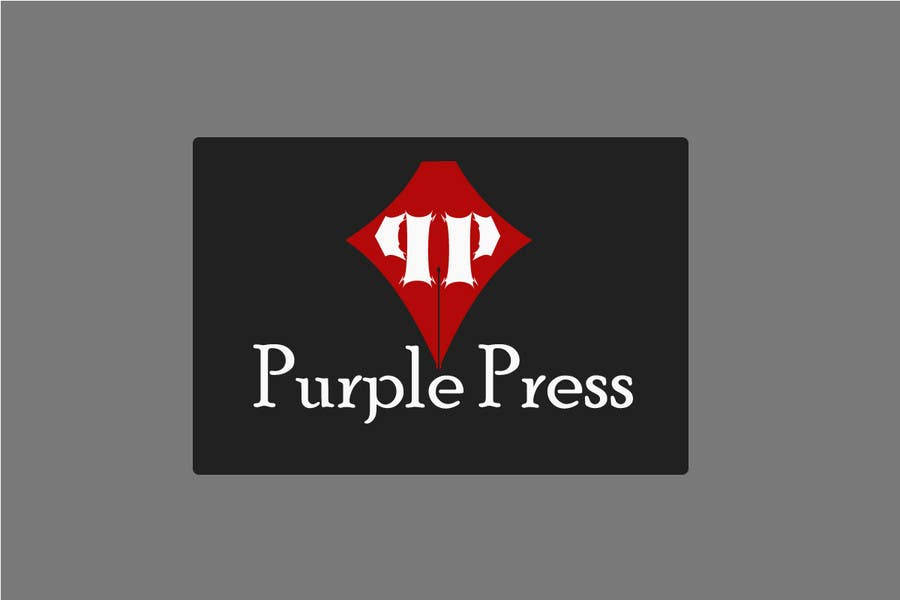 Konkurrenceindlæg #                                        24                                      for                                         Design a Logo for Purple Press