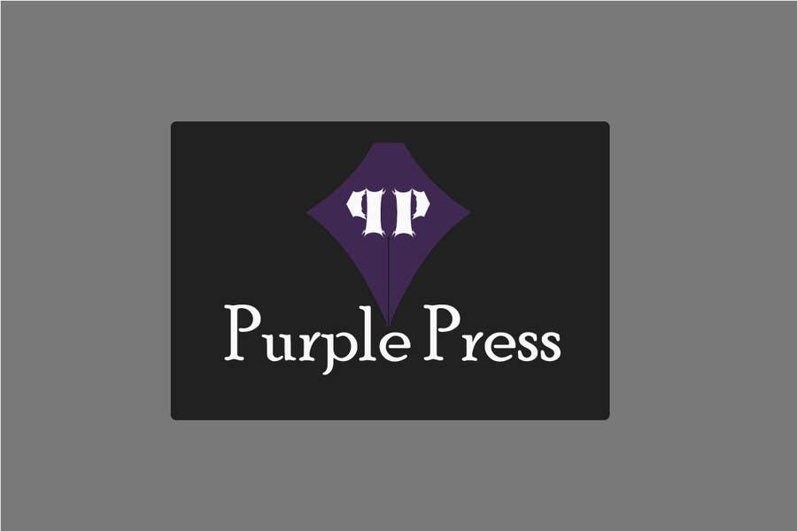 Konkurrenceindlæg #                                        30                                      for                                         Design a Logo for Purple Press