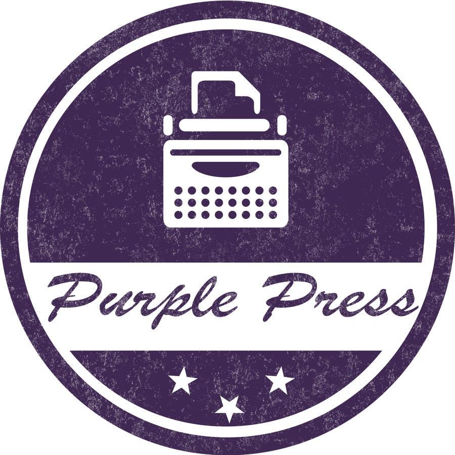 Konkurrenceindlæg #                                        20                                      for                                         Design a Logo for Purple Press