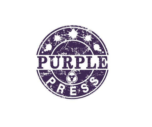 Entri Kontes #64 untukDesign a Logo for Purple Press