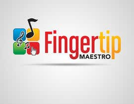 #24 for Logo Design for Fingertip Maestro by amauryguillen