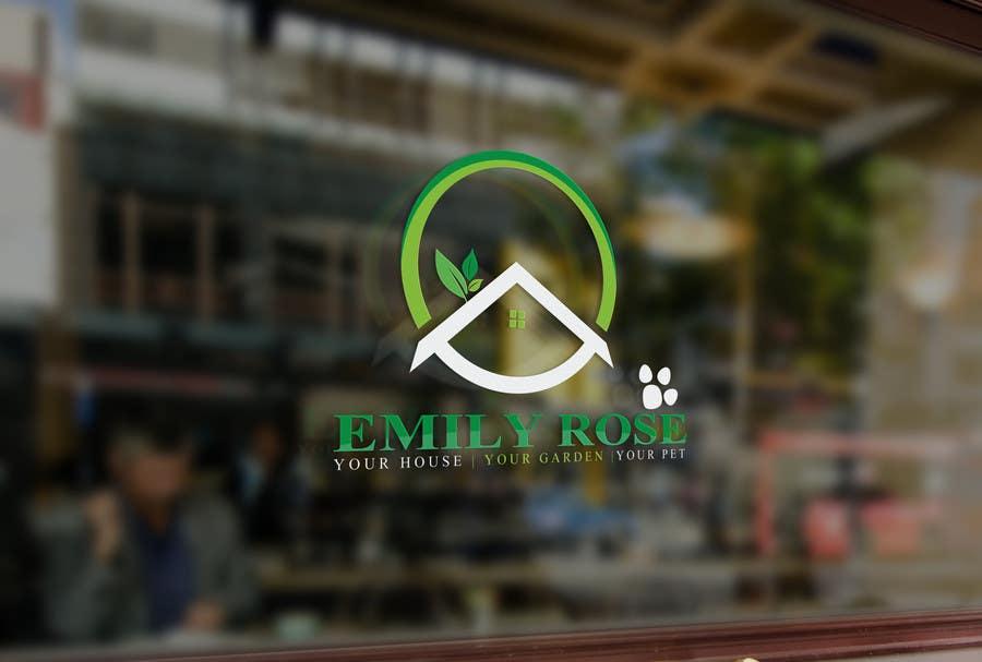 Participación en el concurso Nro.77 para Design a Logo for Emily Rose