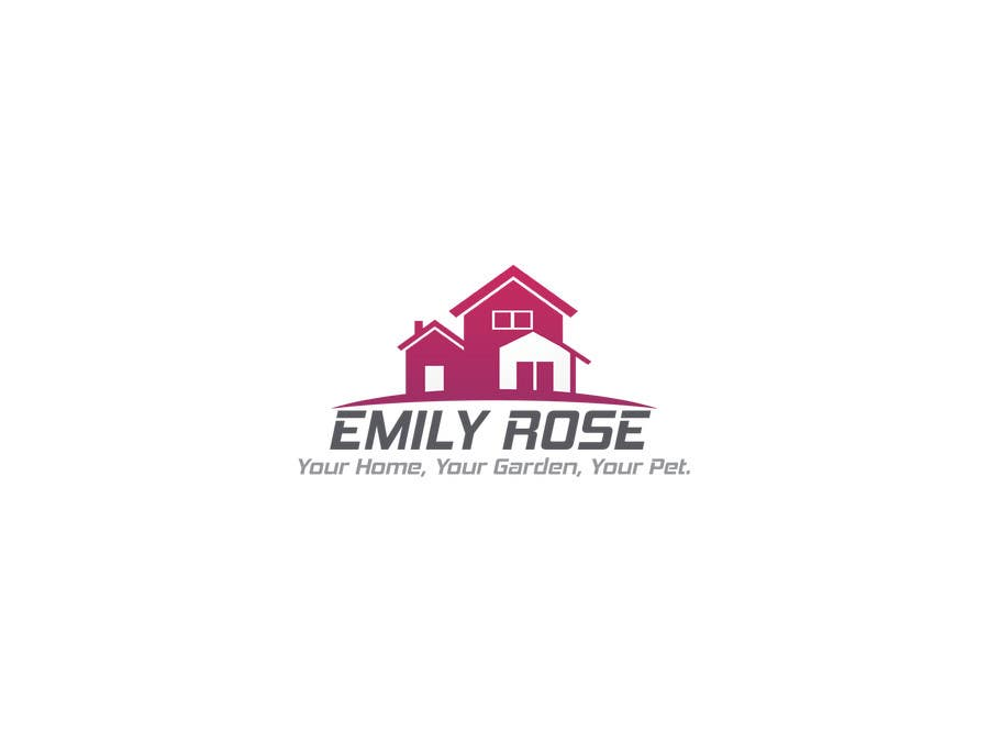 Penyertaan Peraduan #                                        89                                      untuk                                         Design a Logo for Emily Rose