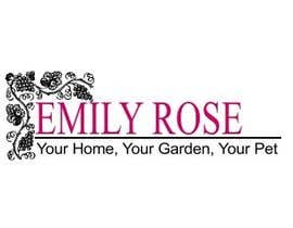 #37 for Design a Logo for Emily Rose by stoilova