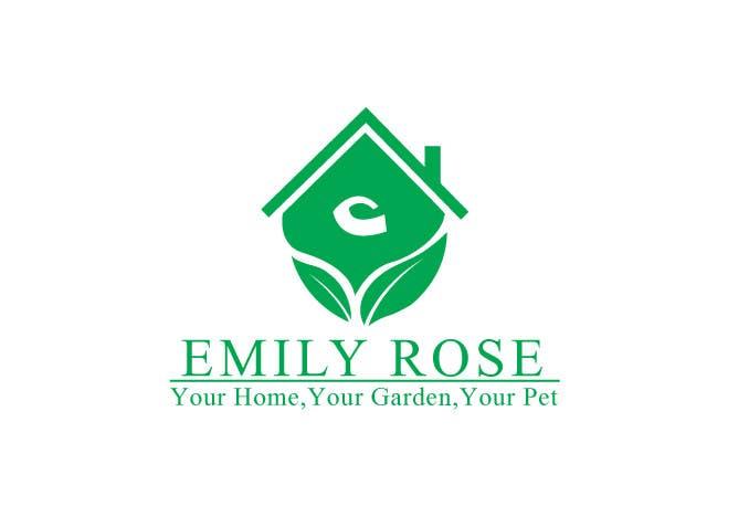 Penyertaan Peraduan #                                        48                                      untuk                                         Design a Logo for Emily Rose