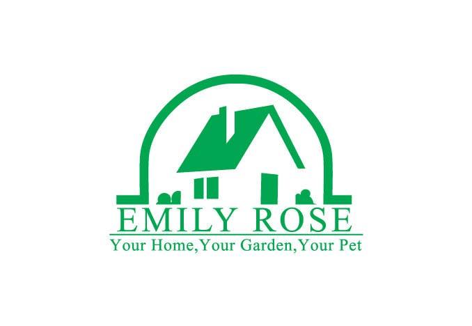 Penyertaan Peraduan #                                        51                                      untuk                                         Design a Logo for Emily Rose