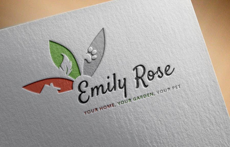 Penyertaan Peraduan #                                        53                                      untuk                                         Design a Logo for Emily Rose
