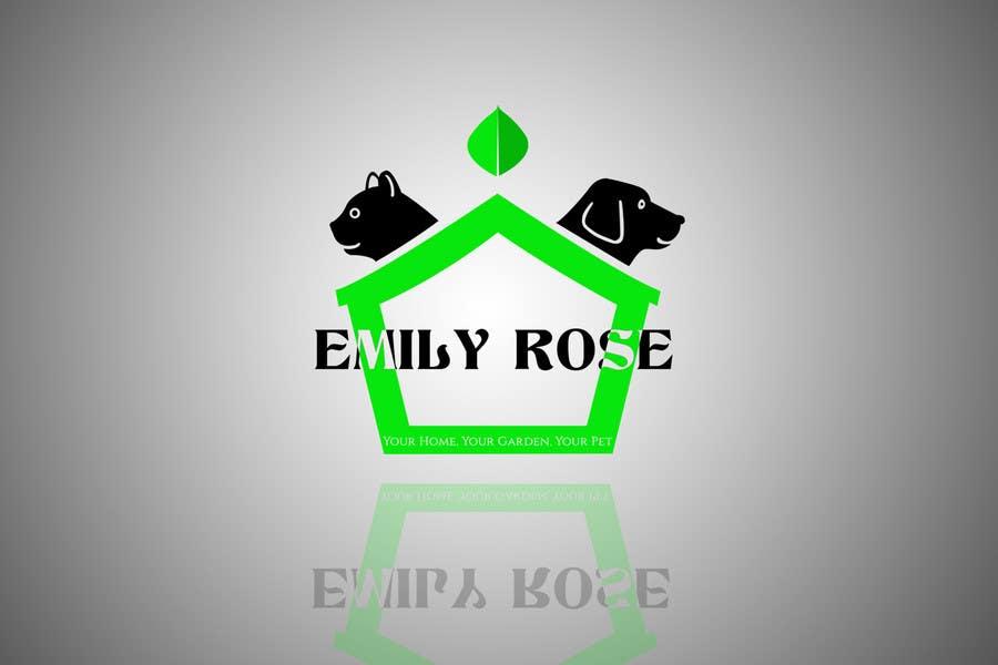 Penyertaan Peraduan #                                        82                                      untuk                                         Design a Logo for Emily Rose