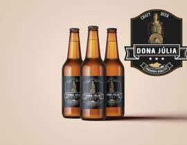 Nro 49 kilpailuun Logotipo for craft beer brand - DONA JÚLIA käyttäjältä mvd41