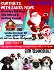 Graphic Design Kilpailutyö #5 kilpailuun Brochure to advertise dog christmas event