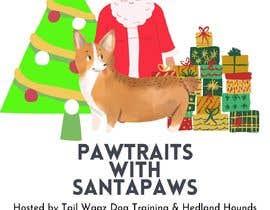 Nro 4 kilpailuun Brochure to advertise dog christmas event käyttäjältä khairunsofia97
