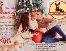 Nro 58 kilpailuun Brochure to advertise dog christmas event käyttäjältä Mdmonir7