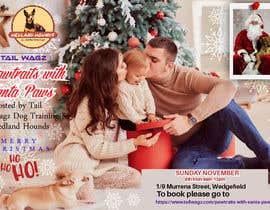Nro 67 kilpailuun Brochure to advertise dog christmas event käyttäjältä Mdmonir7