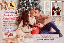 Graphic Design Kilpailutyö #68 kilpailuun Brochure to advertise dog christmas event