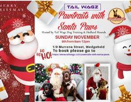 Nro 72 kilpailuun Brochure to advertise dog christmas event käyttäjältä Mdmonir7