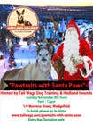 Graphic Design Kilpailutyö #15 kilpailuun Brochure to advertise dog christmas event