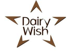 #358 для Logo Design for 'Dairy Wish' Chocolate brand от taavilep