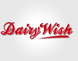 nº 70 pour Logo Design for 'Dairy Wish' Chocolate brand par webomagus