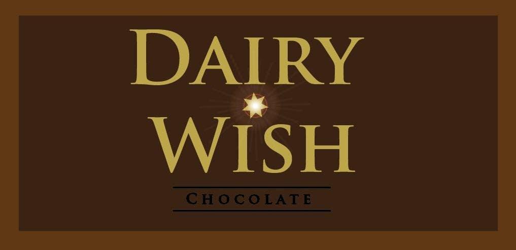 Entri Kontes #                                        253                                      untuk                                        Logo Design for 'Dairy Wish' Chocolate brand