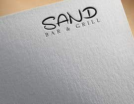 #212 for Logo for Sand Bar & Grill - Menu Redesign af SafeAndQuality