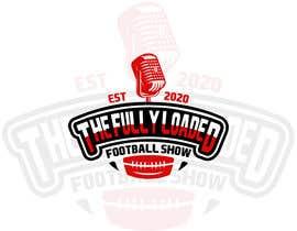 #54 untuk LOGO for american football podcast oleh Tamimshikder10