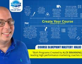 #7 untuk Website Banner for FB Ads 101 and Online Course Blueprint Course oleh maidang34
