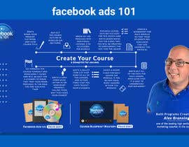 #28 untuk Website Banner for FB Ads 101 and Online Course Blueprint Course oleh mdfarhad9894