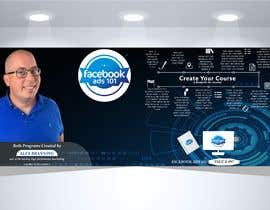 #10 untuk Website Banner for FB Ads 101 and Online Course Blueprint Course oleh isratjahan207