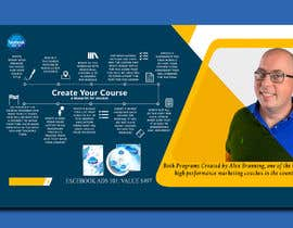 #5 untuk Website Banner for FB Ads 101 and Online Course Blueprint Course oleh Tushernasirul