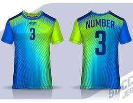 #102 for Soccer Jersey/Uniform design contest by jpjayal978237175