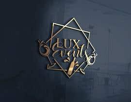 #23 cho Logo Design LUX Events bởi keiladiaz389