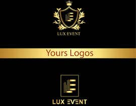 #226 for Logo Design LUX Events af DreamsofDesigner