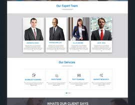 #49 for Wordpress homepage design by paricaislam