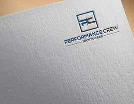 Nro 754 kilpailuun Sportswear Logos - Performance Crew Sportswear käyttäjältä mohinuddin7472