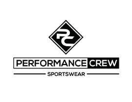 Nro 979 kilpailuun Sportswear Logos - Performance Crew Sportswear käyttäjältä SHOJIB3868