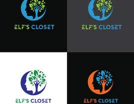 #137 for Logo for Company The Elf's Closet by MdRazumia