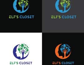 #137 for Logo for Company The Elf's Closet af MdRazumia
