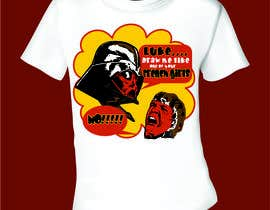 #25 untuk Design a T-Shirt for satire and us oleh mj956