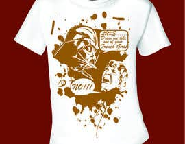 #36 untuk Design a T-Shirt for satire and us oleh mj956