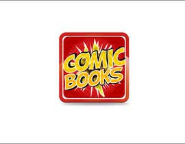 #49 untuk Icon or Button Design for iOS comic book icon oleh rashedhannan