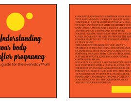 #52 untuk Understanding you body after pregnancy oleh kinjalrajput2515