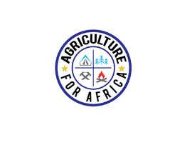 NASIMABEGOM673 tarafından Agriculture for Africa .. the logo should have education agriculture and Africa in it.. with components similar to the logo example attached- please do not copy it için no 40
