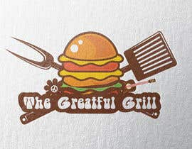 #111 untuk The Grateful Grill Brand oleh romulonatan
